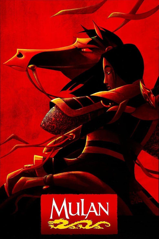 Mulan Disney Original Movie Poster 780x1170 Download Hd Wallpaper Wallpapertip