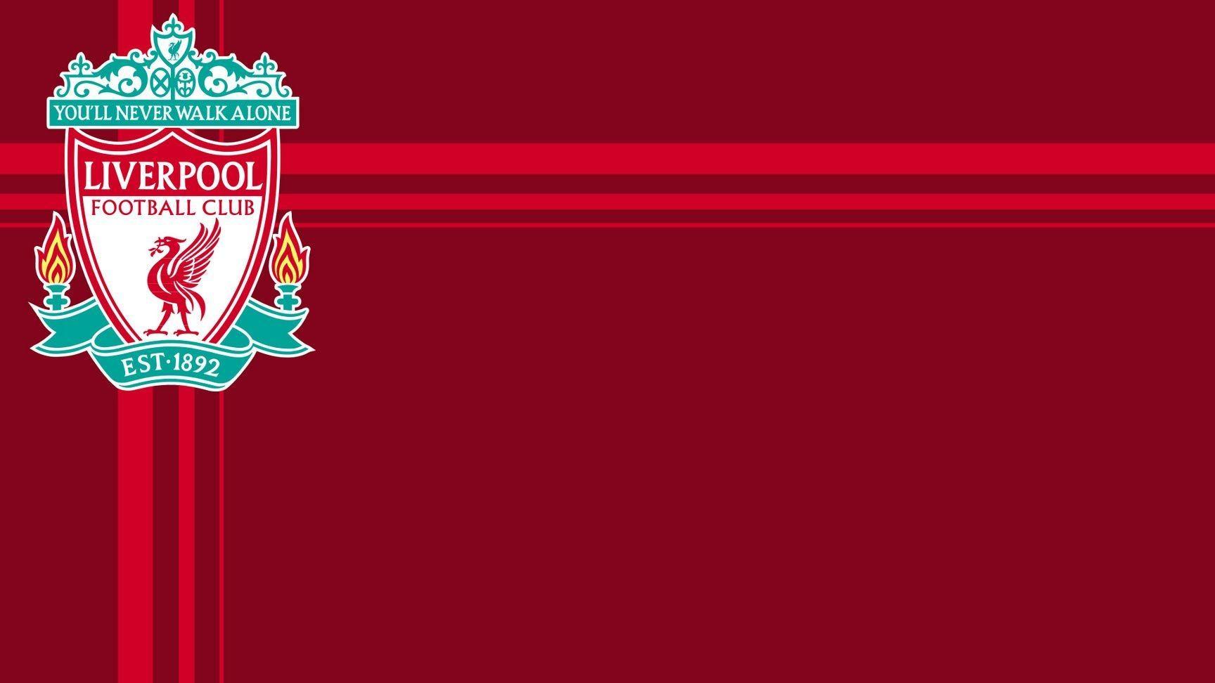 Liverpool 34 Liverpool Logo Wallpaper Hd Pc 1728x972 Download Hd Wallpaper Wallpapertip