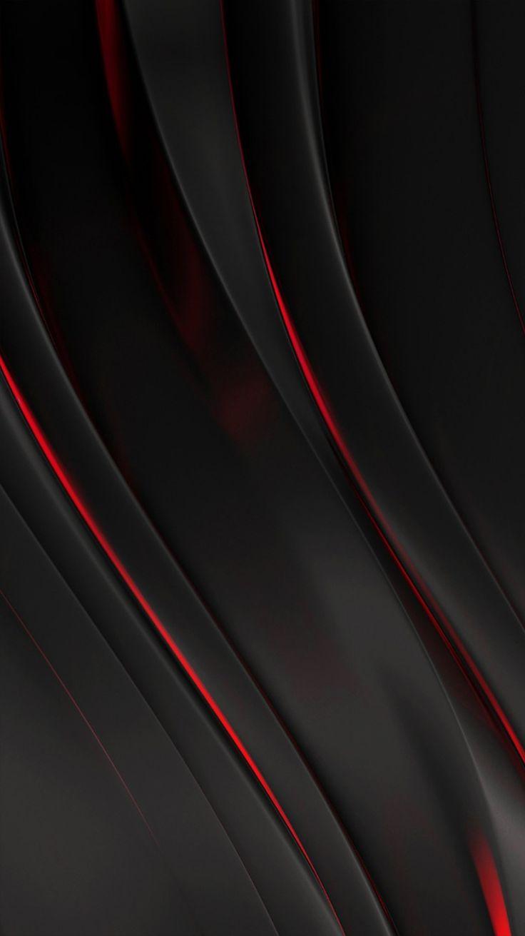 Red And Black Portrait Hd Wallpaper Backgrounds Black And Red Wallpaper 4k Portrait 736x1311 Download Hd Wallpaper Wallpapertip