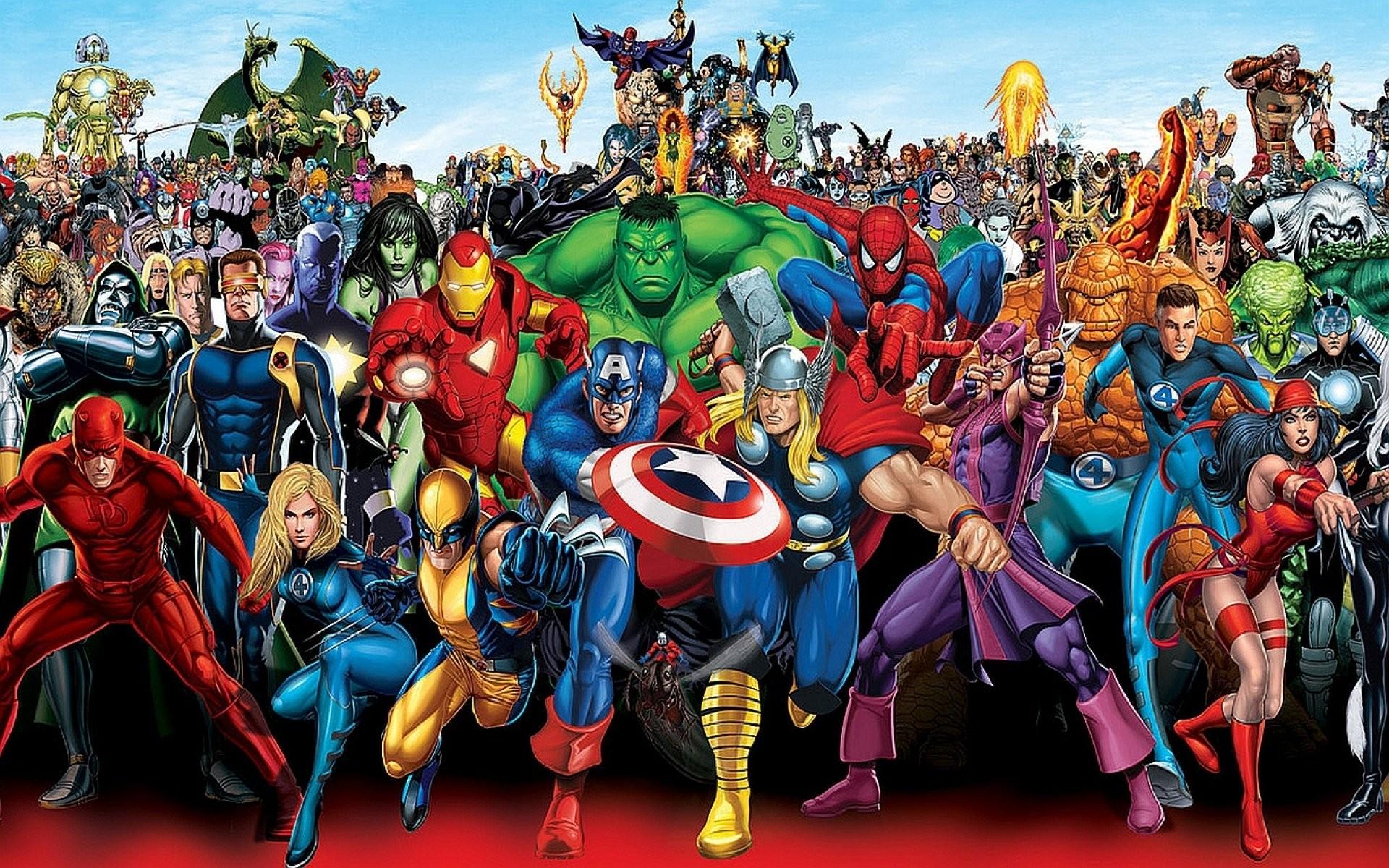 Fond De Super Heros Merveille Fond D Ecran De Super Heros 1920x1200 Wallpapertip