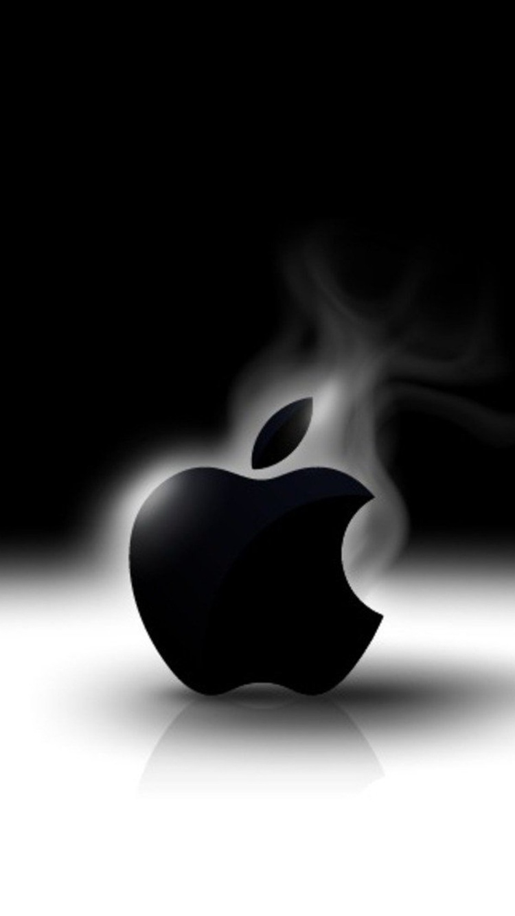 Apple Logo 1 Iphone 7 Wallpaper Iphone 7 Apple Logo Wallpaper Hd 750x1334 Download Hd Wallpaper Wallpapertip