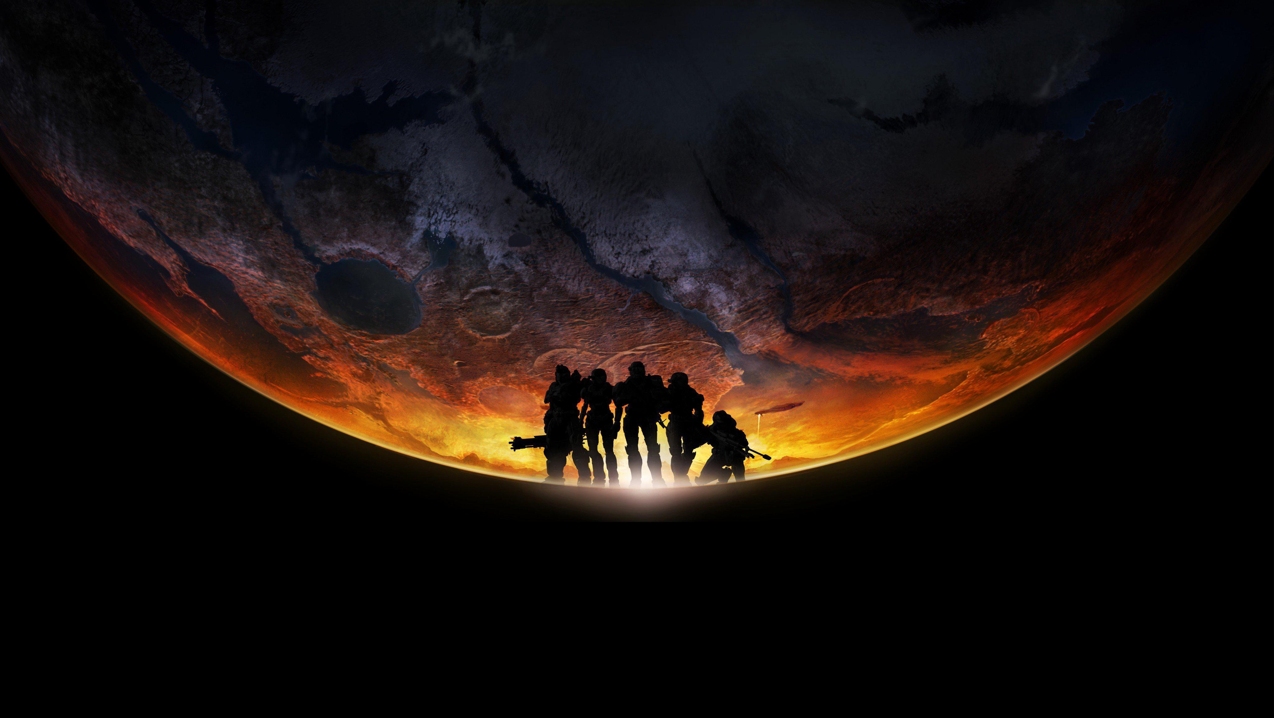 Halo Reach - 4096x2307 - Download HD Wallpaper - WallpaperTip