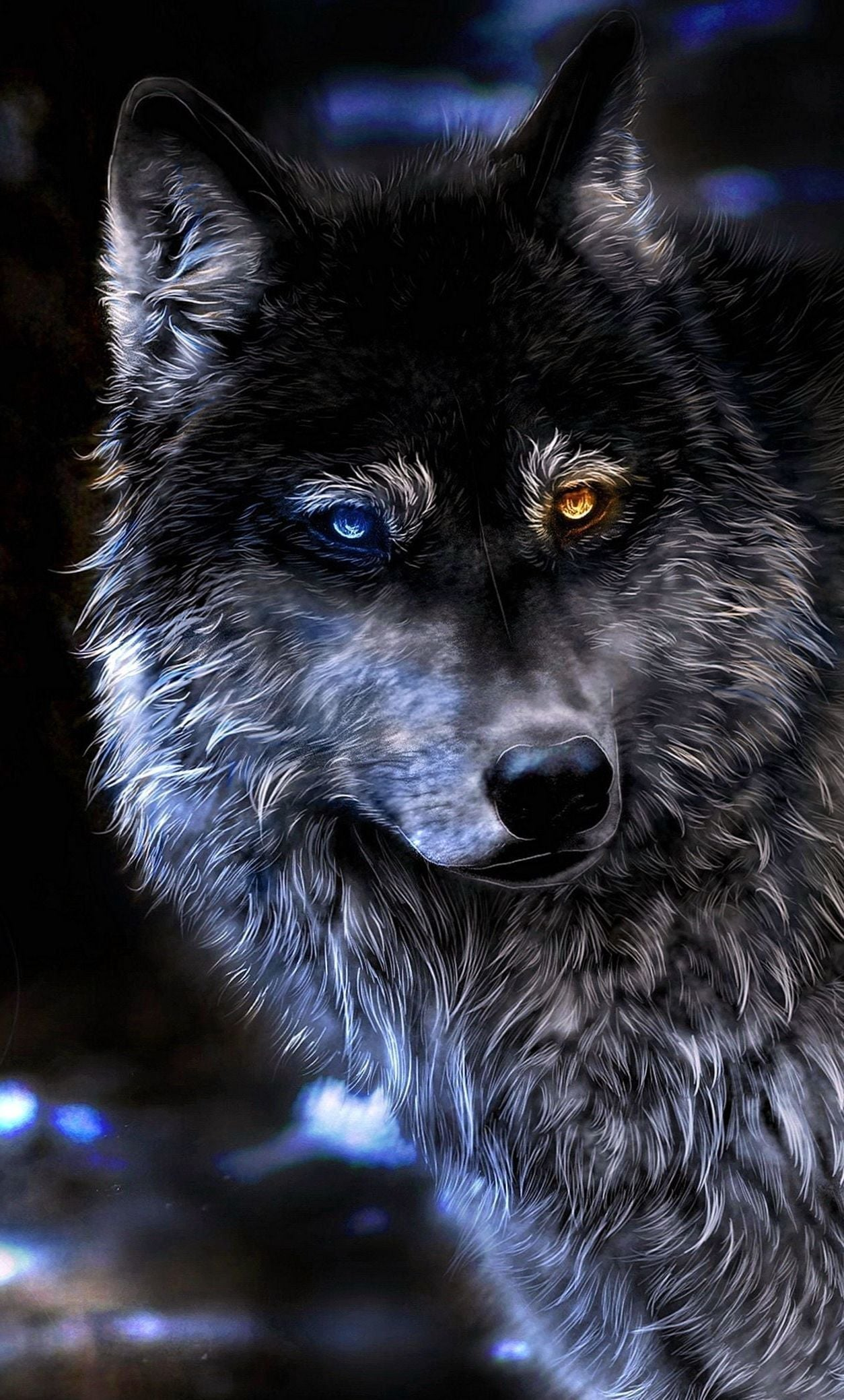 Wolf Iphone 6 Wallpapers Hd Iphone Xs Hd Wallpaper 4k 1254x2078 Download Hd Wallpaper Wallpapertip