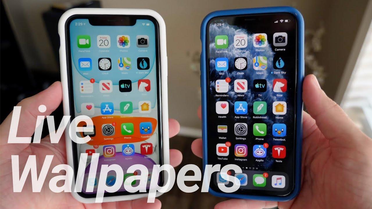 Live Iphone 11 Wallpaper Hd 1280x720 Download Hd Wallpaper Wallpapertip