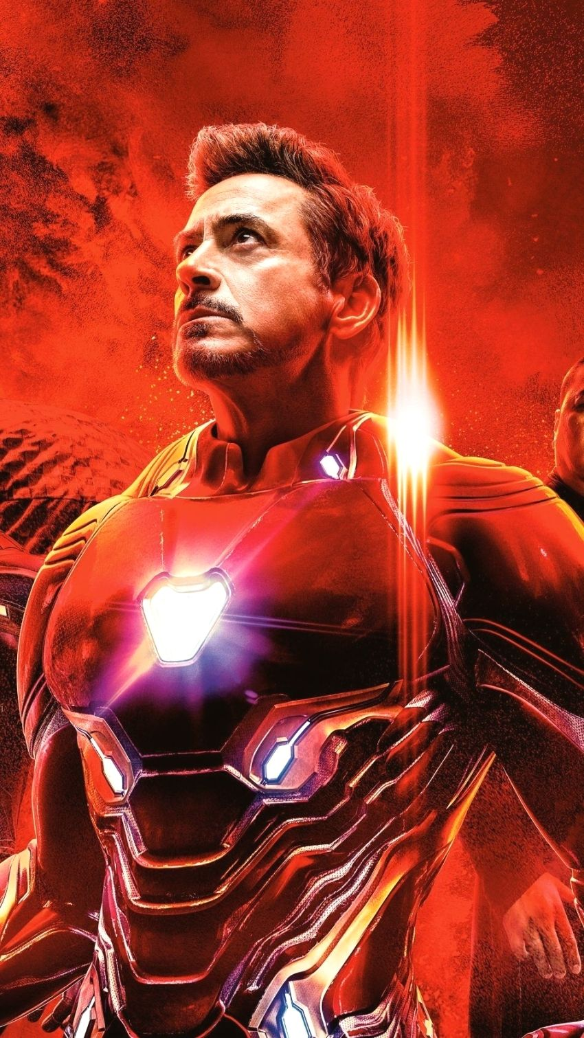 Iron Man Ultra Hd Wallpapers Iron Man 4k Wallpaper For Mobile 850x1511 Download Hd Wallpaper Wallpapertip