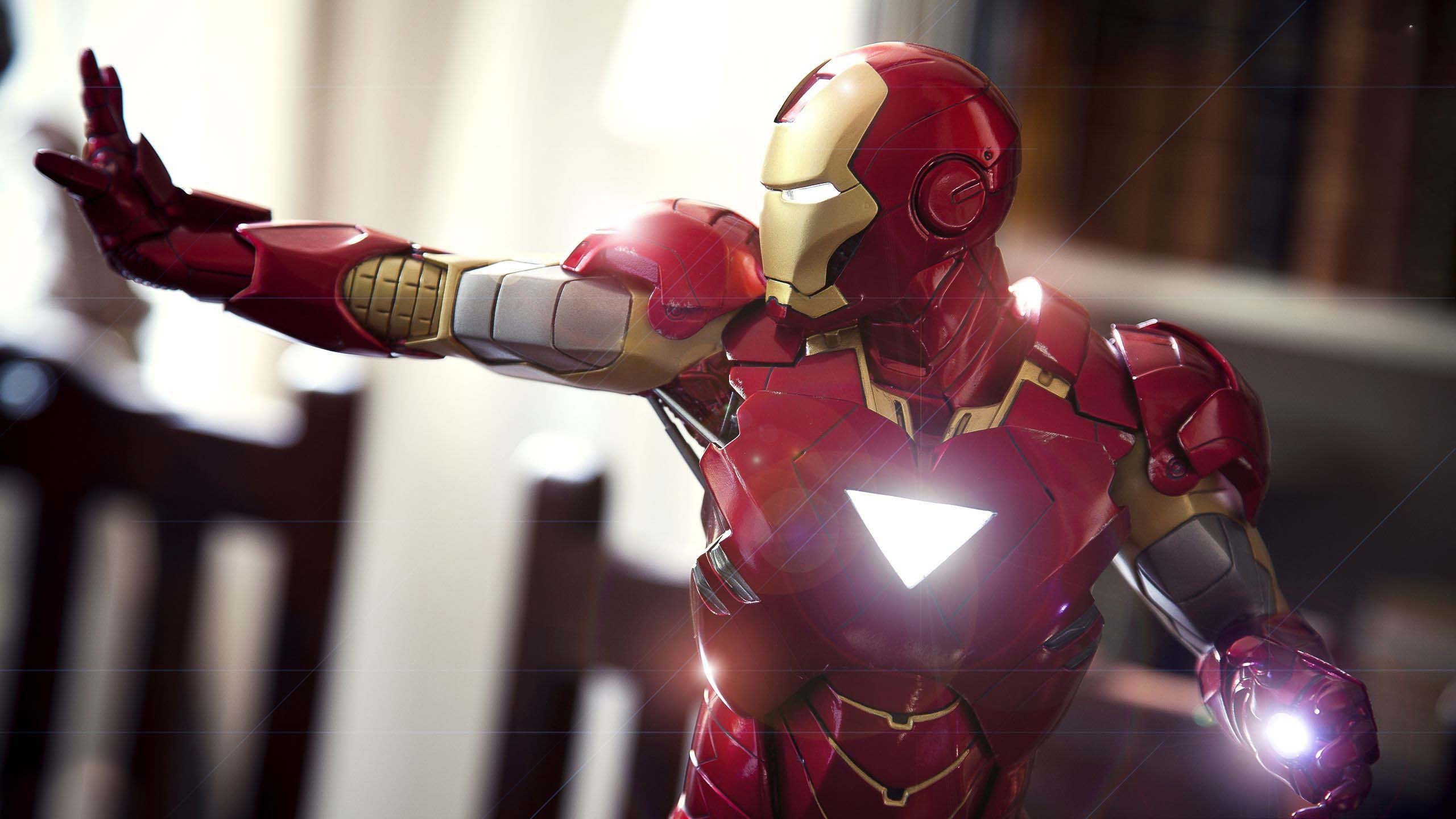 Iron Man Wallpaper 4k 2560x1440 Download Hd Wallpaper Wallpapertip