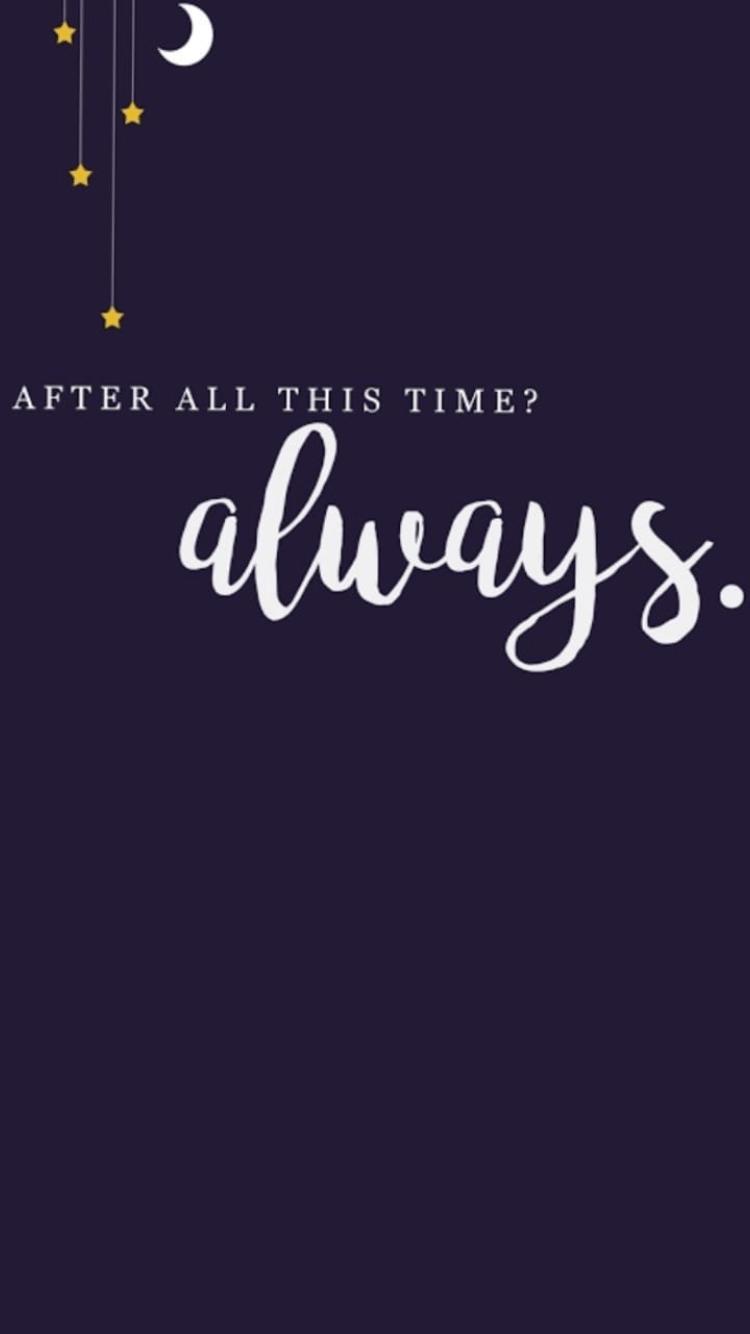 Always Harry Potter Wallpapers Top Free Always Harry Harry Potter Background Always 750x1334 Download Hd Wallpaper Wallpapertip