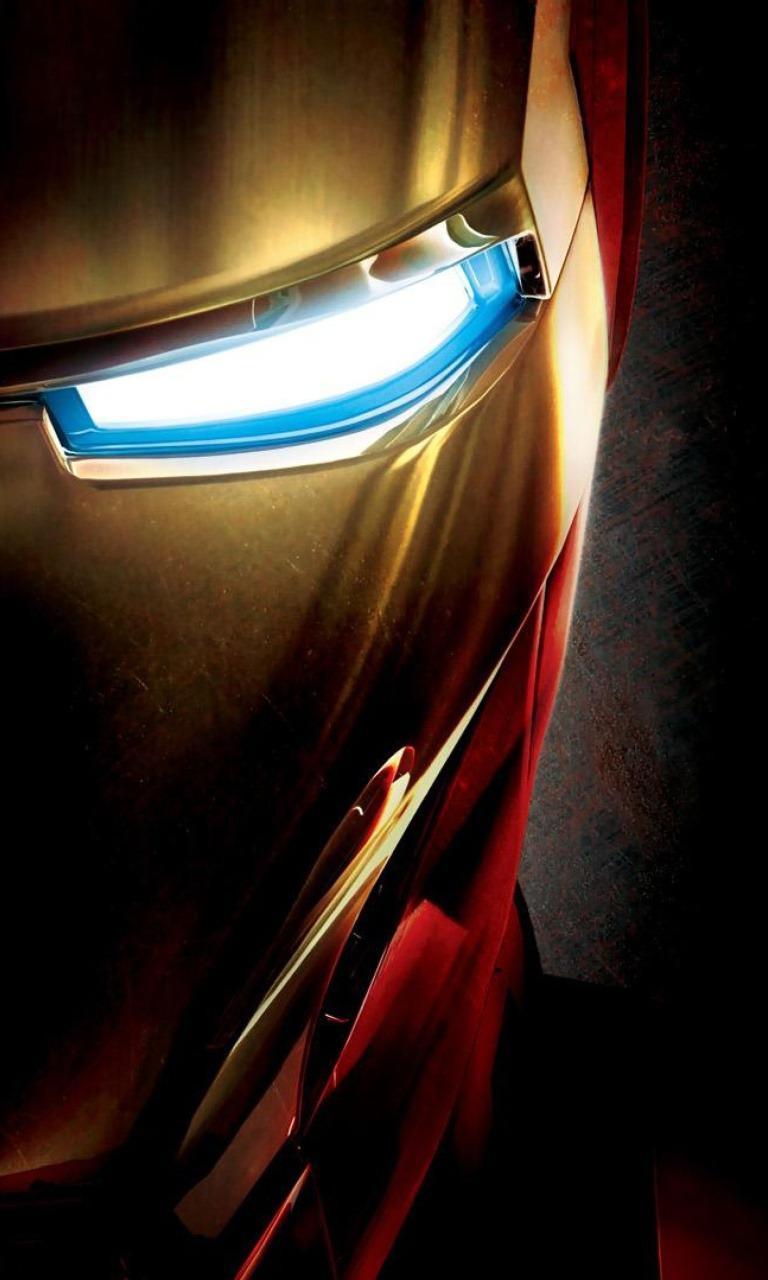 Iron Man Iron Man Hd Wallpaper For Mobile 768x1280 Download Hd Wallpaper Wallpapertip