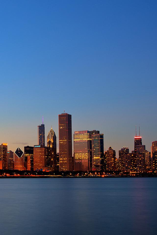 Chicago Skyline Iphone Wallpaper Hd High Resolution Mumbai Skyline 640x960 Download Hd Wallpaper Wallpapertip