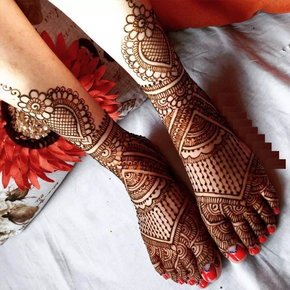 Bridal Dulhan Mehndi Design 960x960 Download Hd Wallpaper Wallpapertip