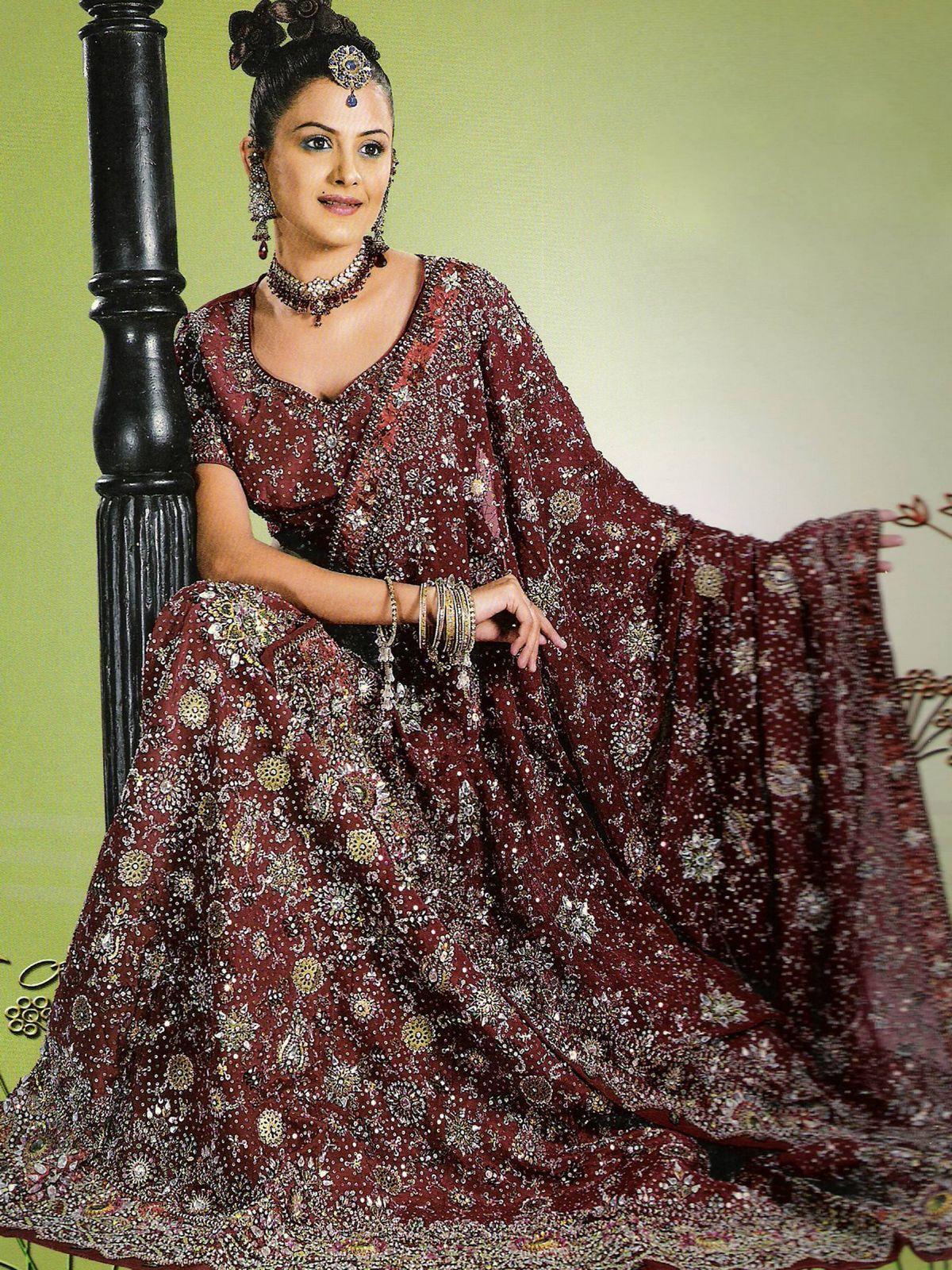 Indian Wedding Dresses For Girls 1200x1600 Download Hd Wallpaper Wallpapertip