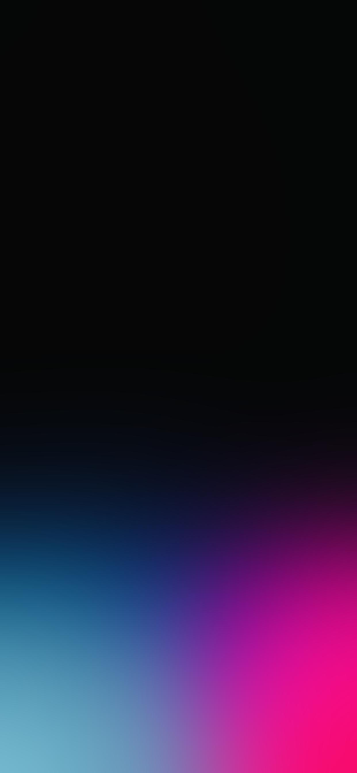 Pink Blue True Black Gradient Wallpaper Iphone Ar72014 True Black Wallpaper Minimal Iphone 11 1242x2688 Download Hd Wallpaper Wallpapertip