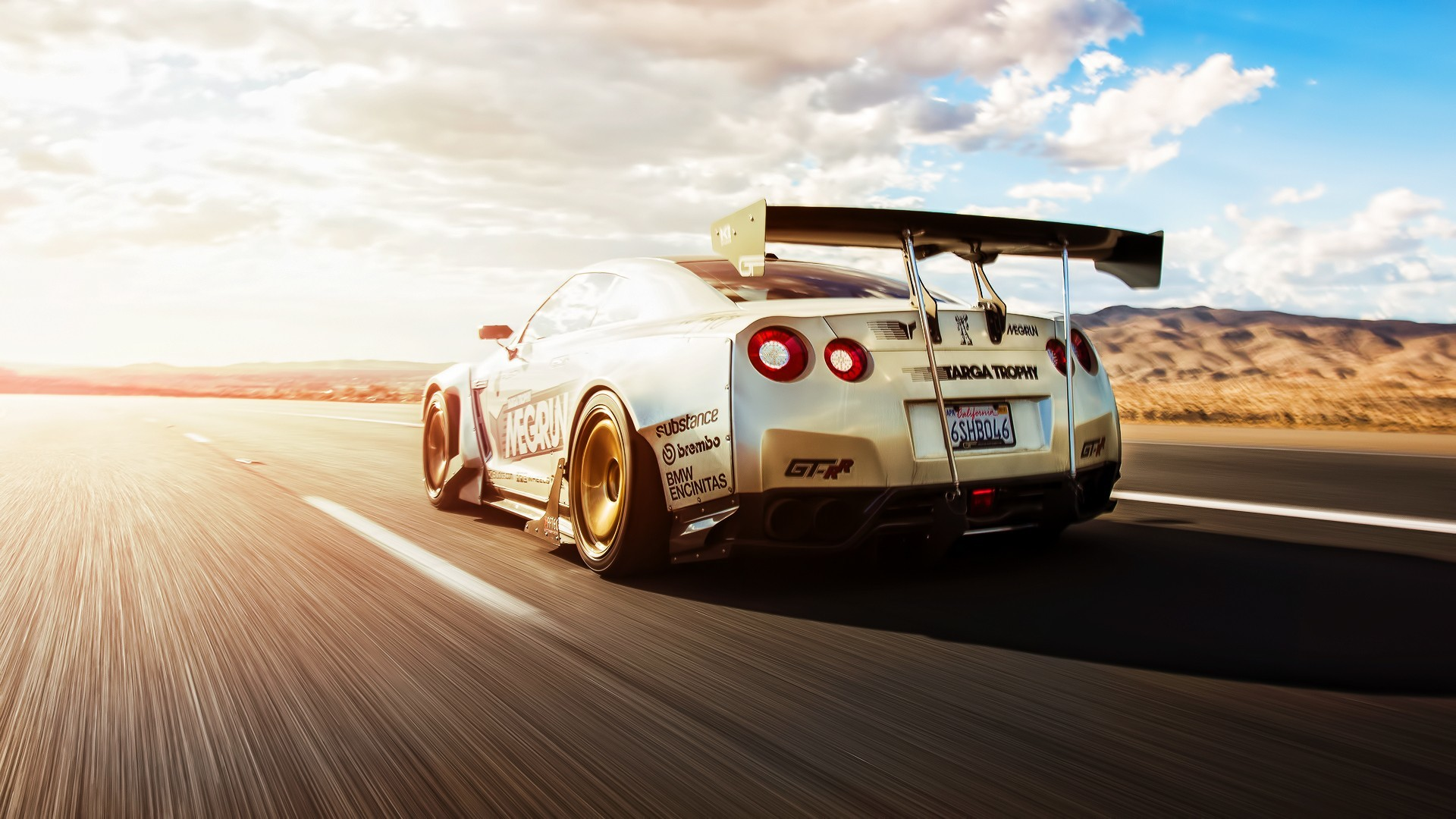 Car Tuning Nissan Skyline Gt R R35 Wallpapers Hd Nissan Gtr R35 Tuned 1920x1080 Download Hd Wallpaper Wallpapertip