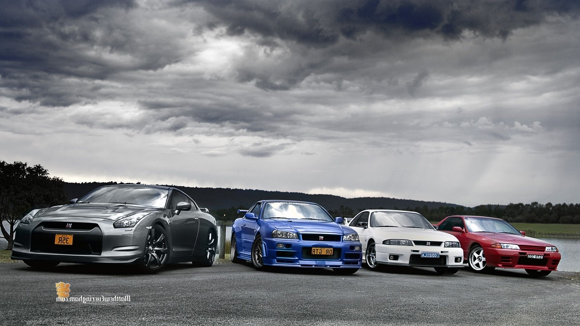 Skyline R Wallpapers Group 800aƒ 500 Nissan Skyline Nissan Gtr R34 Wallpaper 4k 1920x1080 Download Hd Wallpaper Wallpapertip