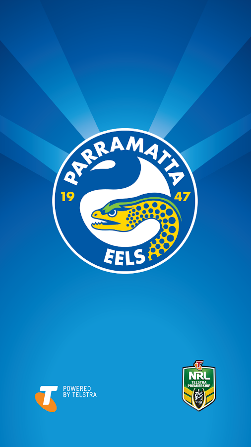 Parramatta Eels Logo 506x900 Download Hd Wallpaper Wallpapertip