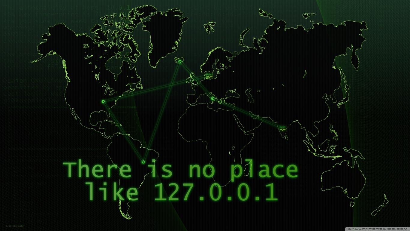 Linux Wallpaper Hacker 4k - 1366x768 - Download HD ...