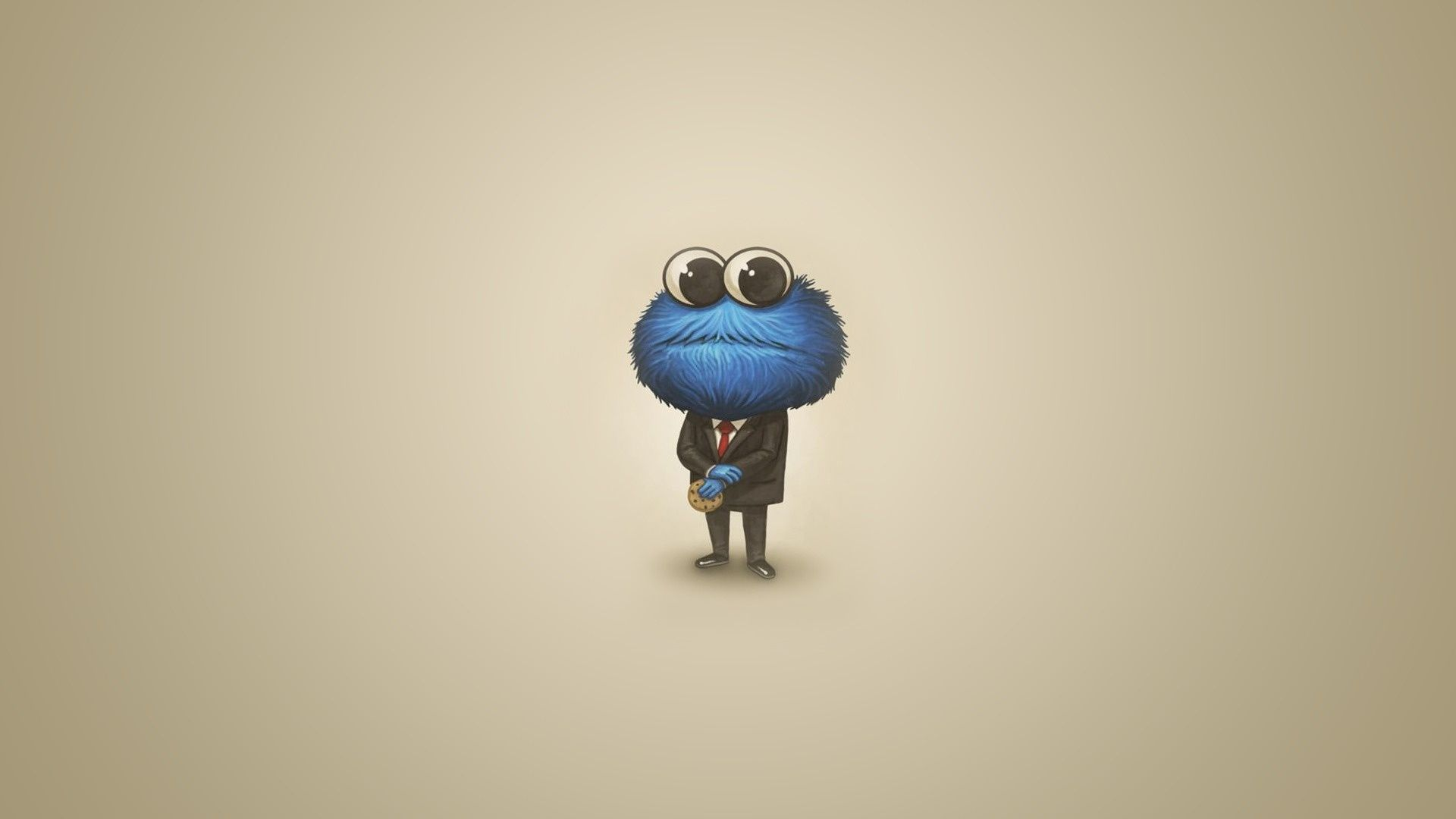 かわいいクッキーモンスターの背景 クッキーモンスター壁紙hd 19x1080 Wallpapertip