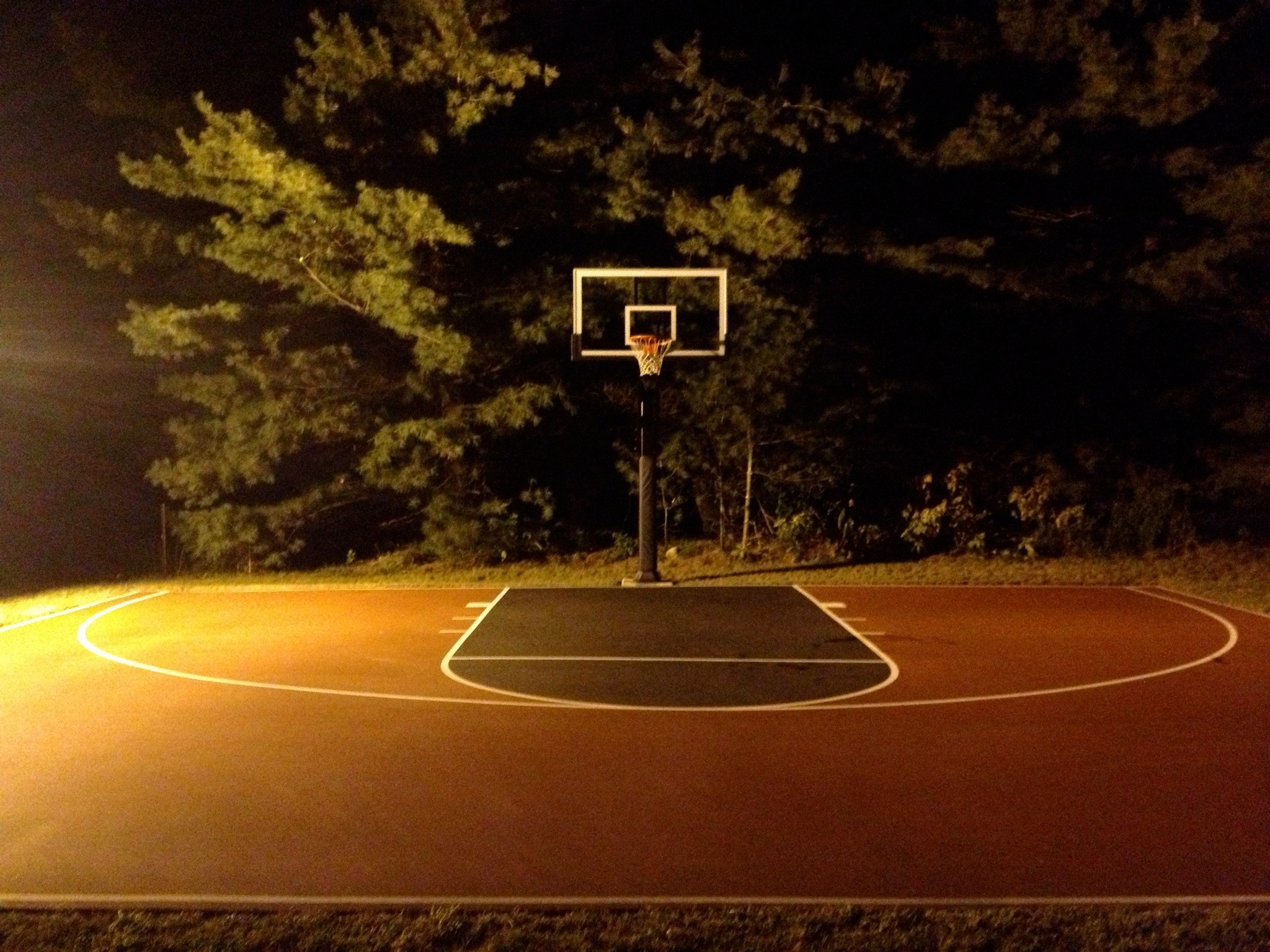 Keywords Outdoor Basketball Court Background And Tags Night Time Basketball Court 2048x1536 Download Hd Wallpaper Wallpapertip