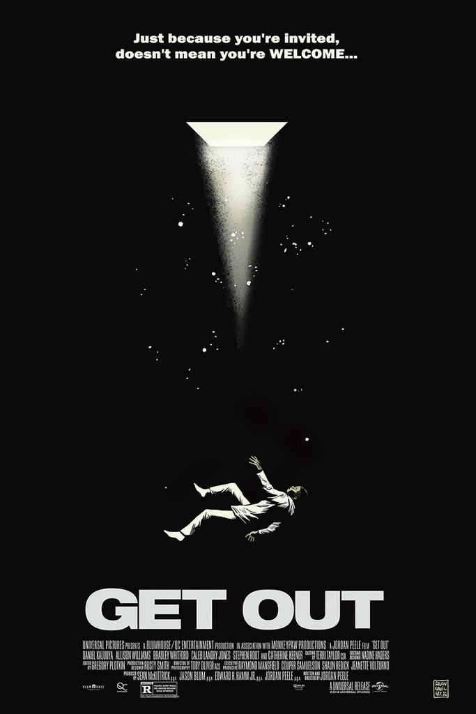 Get Out Movie Poster 683x1024 Download Hd Wallpaper Wallpapertip