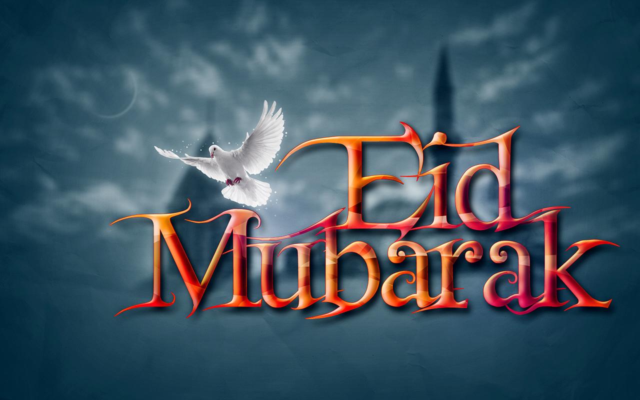 Eid Mubarak Wishes 2020 1280x800 Download Hd Wallpaper Wallpapertip