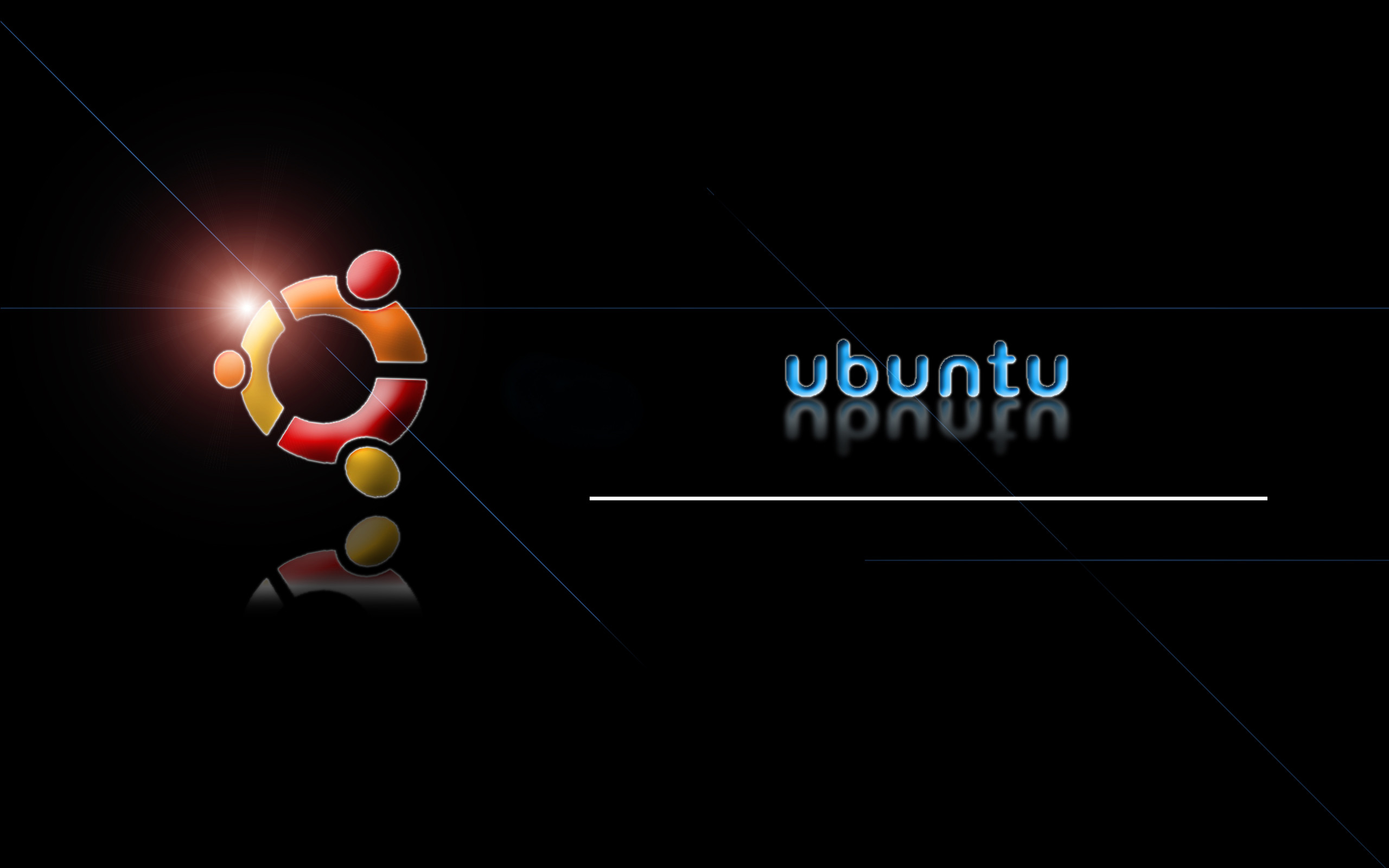 Linux Wallpapers Ubuntu Wallpaper, Desktop, Hd, Free - Wallpaper -  2560x1600 - Download HD Wallpaper - WallpaperTip