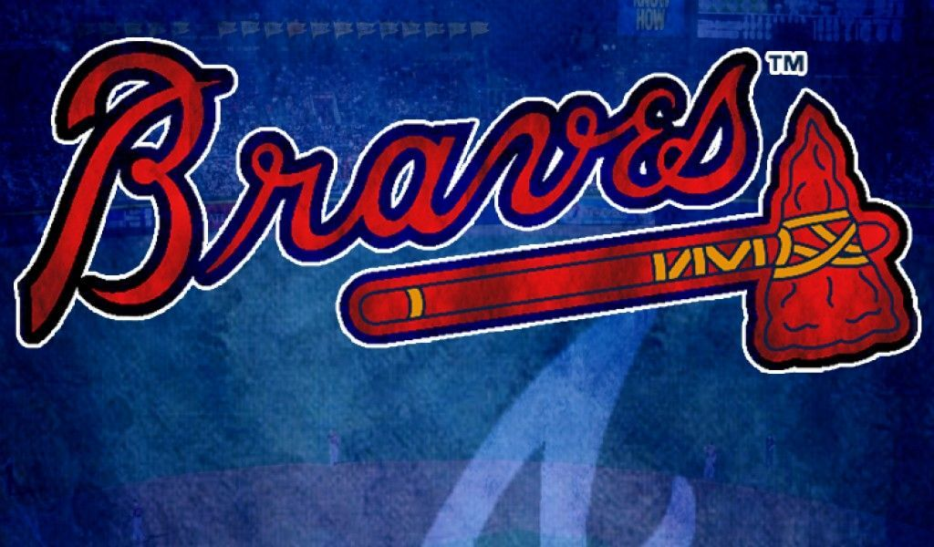Awesome Atlanta Braves Iphone Wallpaper Atlanta Braves Desktop Background 1024x600 Download Hd Wallpaper Wallpapertip