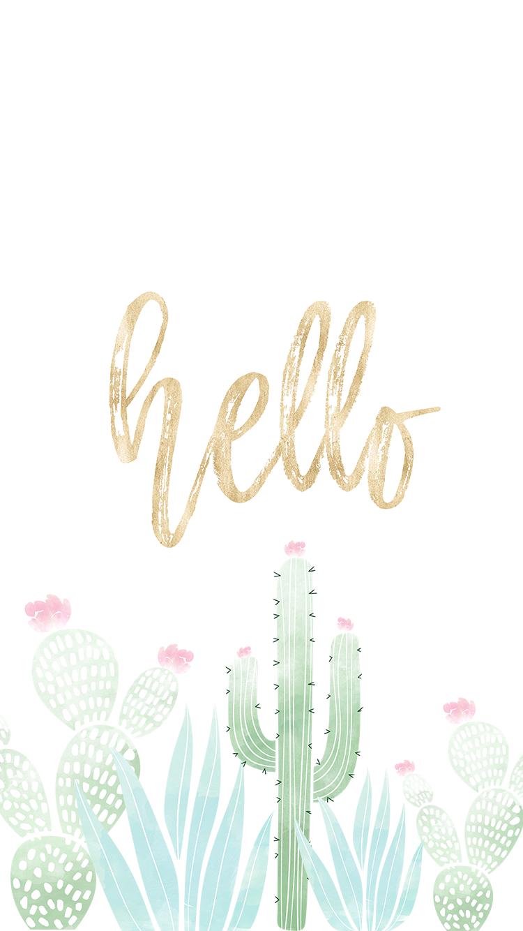 Cute Summer Wallpaper For Phone 750x1334 Download Hd Wallpaper Wallpapertip