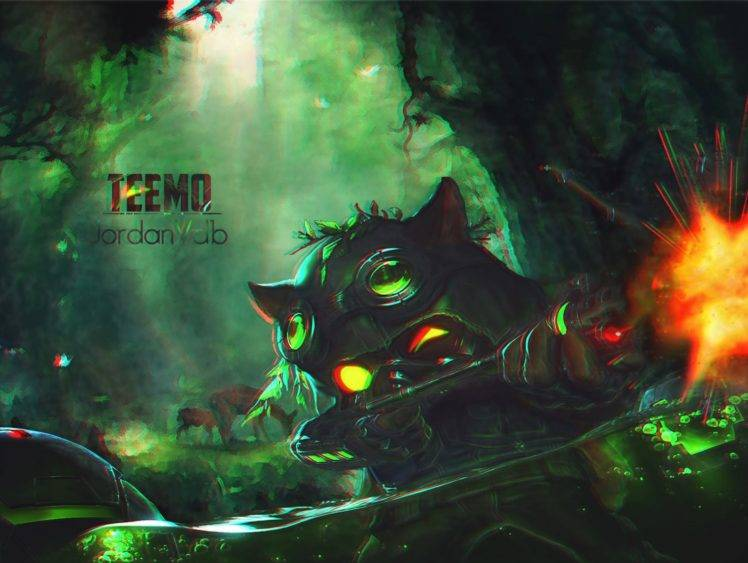 Teemo Wallpaper Hd 748x563 Download Hd Wallpaper Wallpapertip
