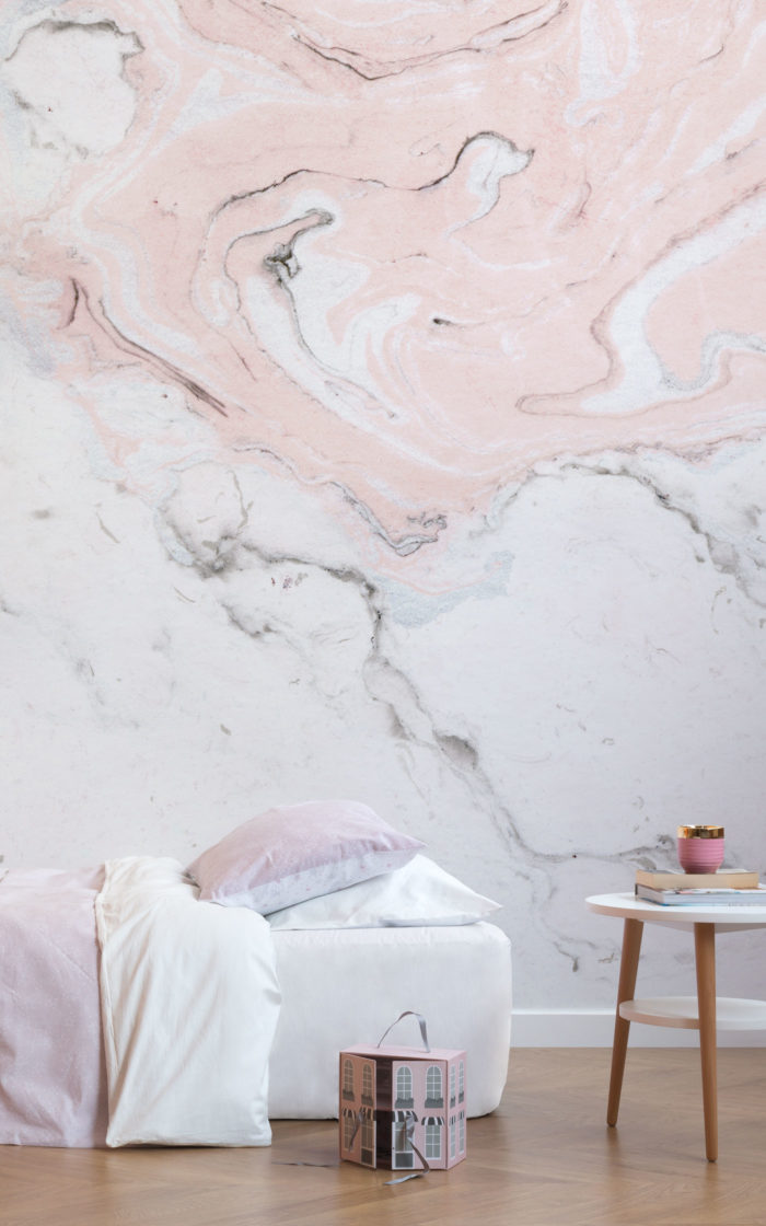 Pink Marble Wallpaper Bedroom 700x1120 Download Hd Wallpaper Wallpapertip