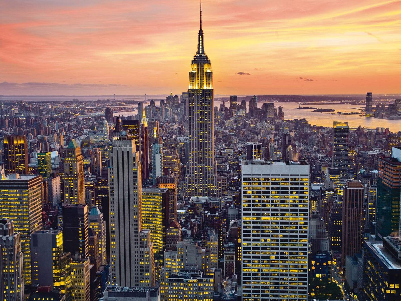 New York City New York Wallpaper Hd 1080p 1600x1200 Wallpapertip