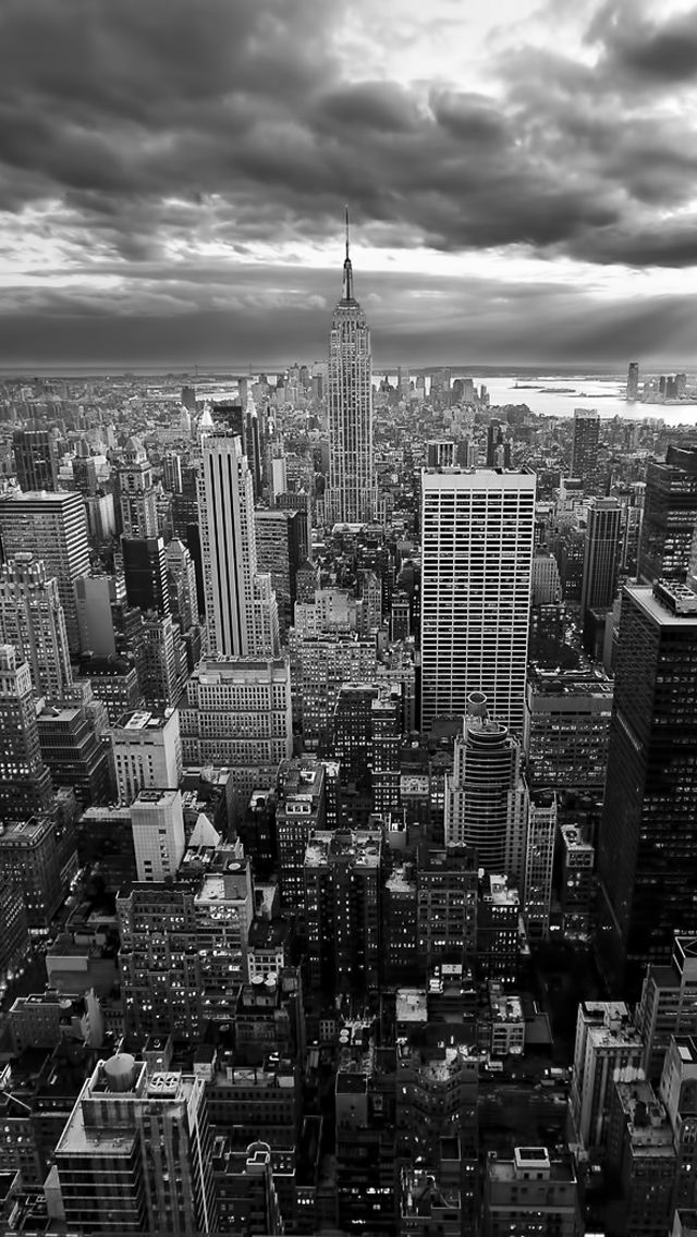 Iphone X Background Black And White 640x1136 Download Hd Wallpaper Wallpapertip