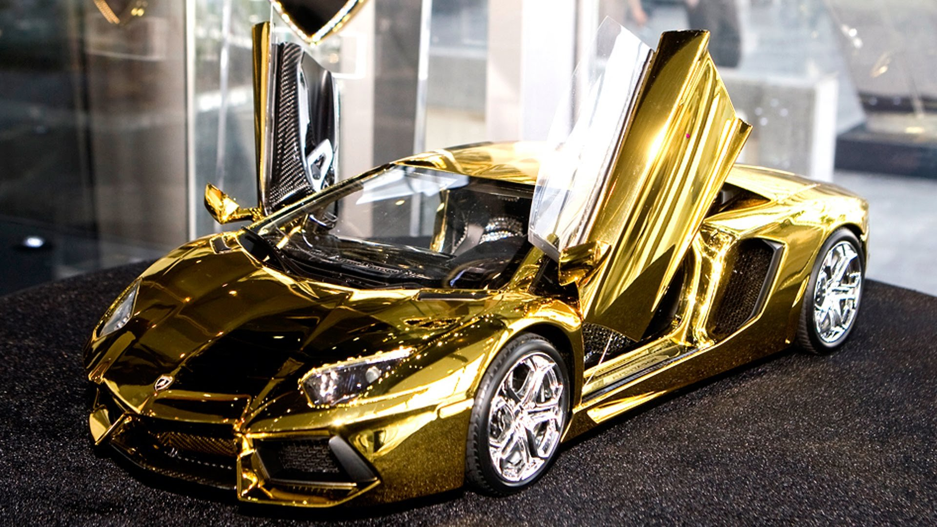 Gold Car Wallpaper - Gold Car ...