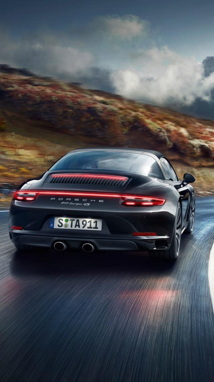 Porsche 911 Targa 750x1334 Download Hd Wallpaper Wallpapertip