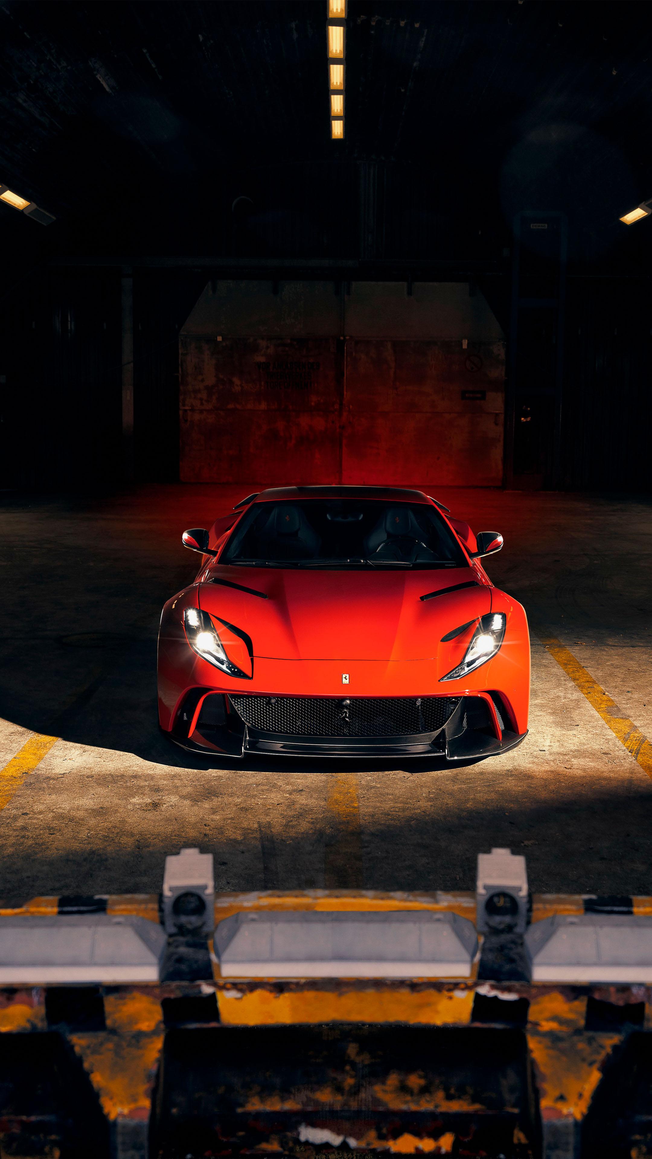 Ferrari 812 N Largo 2160x3840 Download Hd Wallpaper Wallpapertip