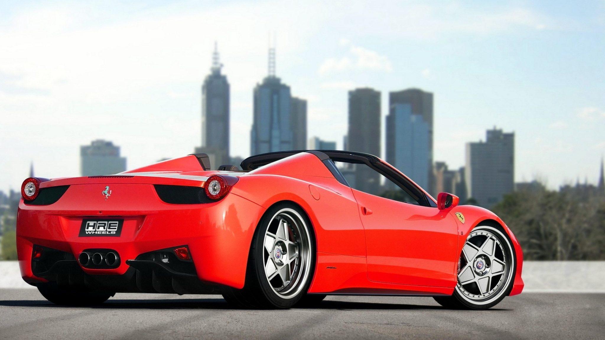 Ferrari 458 Italien Hd Ferrari 458 Wallpaper 2048x1152 Wallpapertip