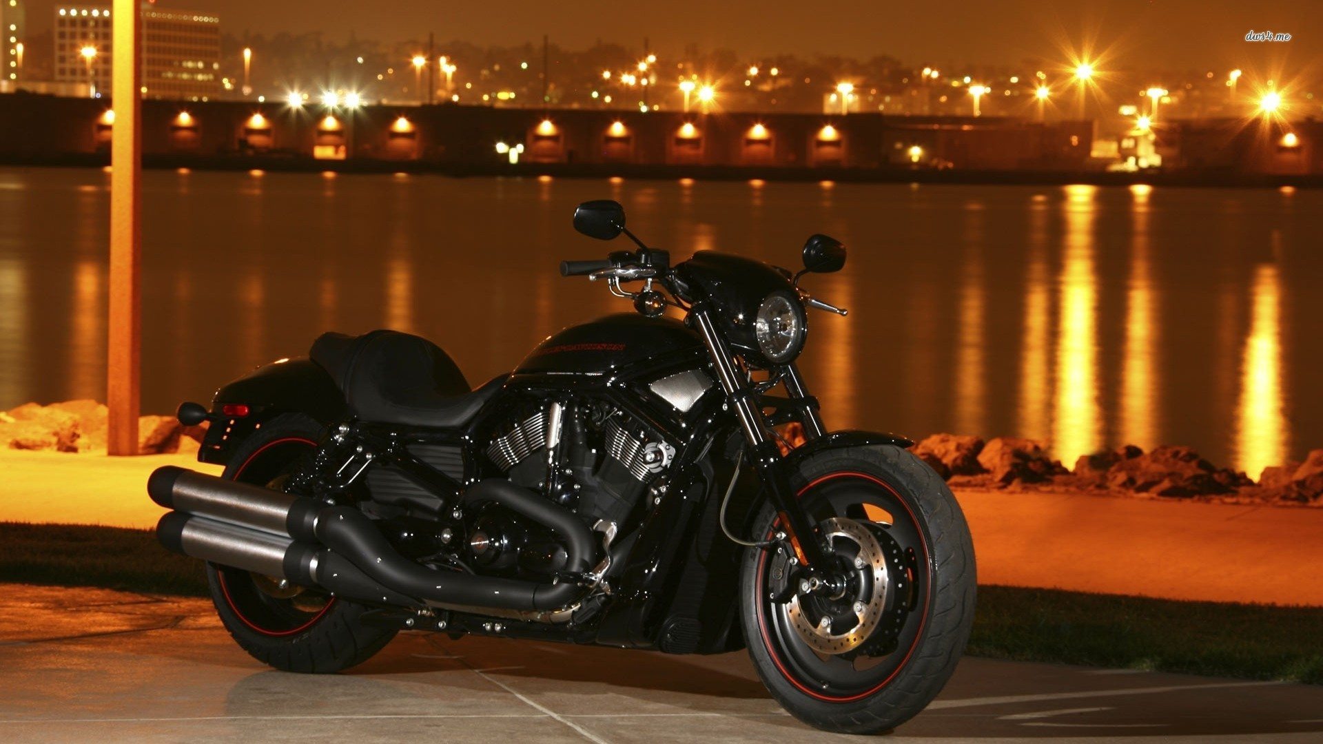 Black Motorcycle Harley Davidson Wallpaper Background Harley Davidson Night Rod 1920x1080 Download Hd Wallpaper Wallpapertip