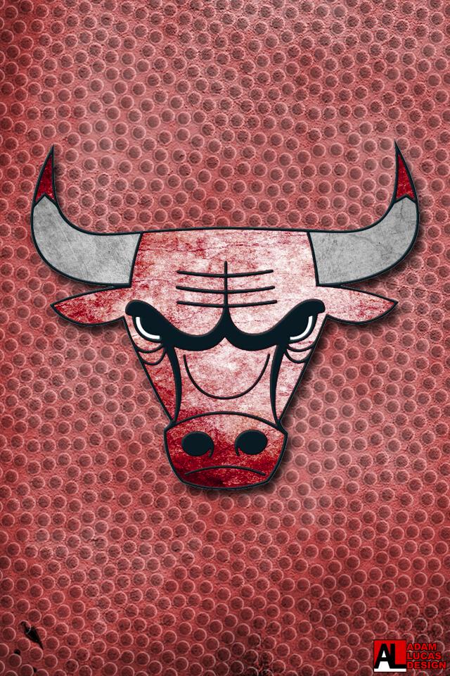 Chicago Bulls Logo Fond D Ecran Hd Fond D Ecran Iphone De Taureaux De Chicago 640x960 Wallpapertip