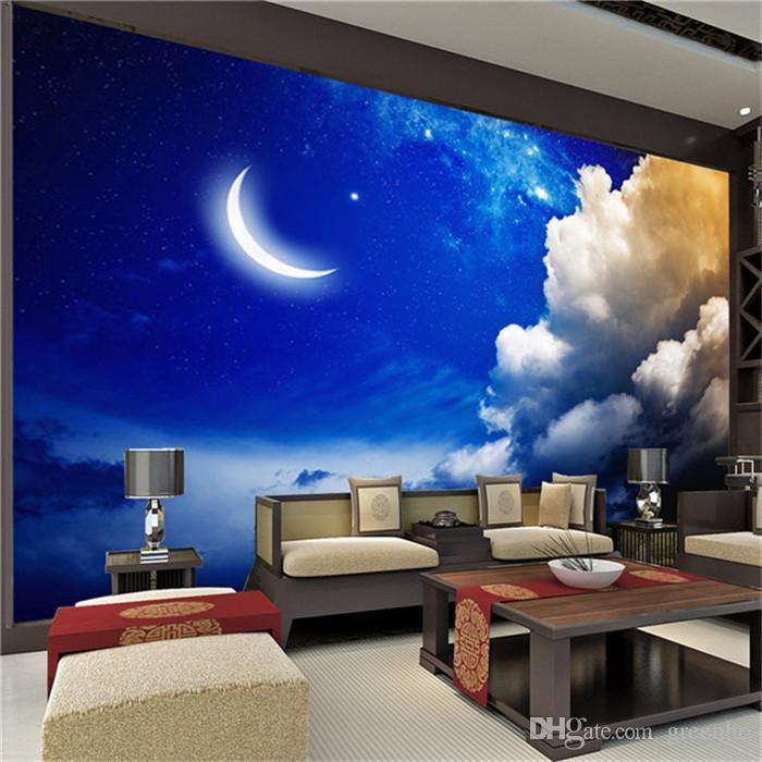 The Best Download Night Sky Wallpaper Bedroom Gallery Spider Man Murals 700x700 Download Hd Wallpaper Wallpapertip