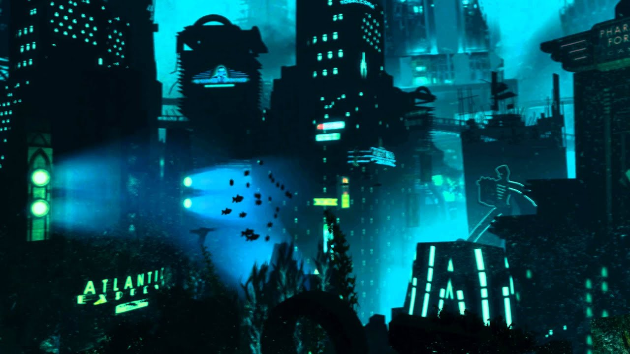 Bioshock Rapture Wallpaper 4k 1280x720 Download Hd Wallpaper Wallpapertip