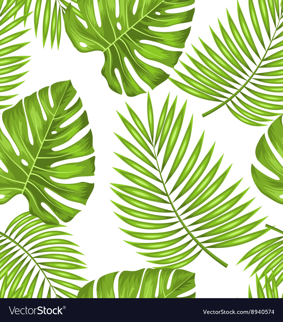 Seamless Wallpaper With Green Tropical Leaves For Tropical Leaves 949x1080 Download Hd Wallpaper Wallpapertip These are easily removable wallpapers which can be easily attached to the walls without applying any extra glue. wallpapertip
