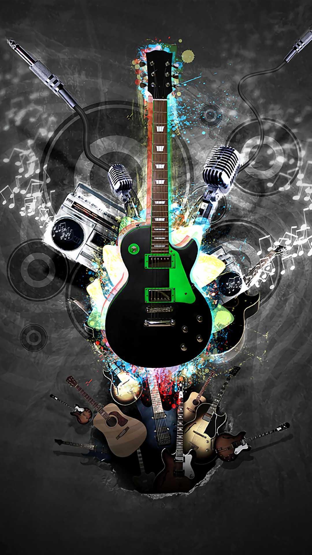 Music 4k Wallpaper Download 1080x1920 Download Hd Wallpaper Wallpapertip