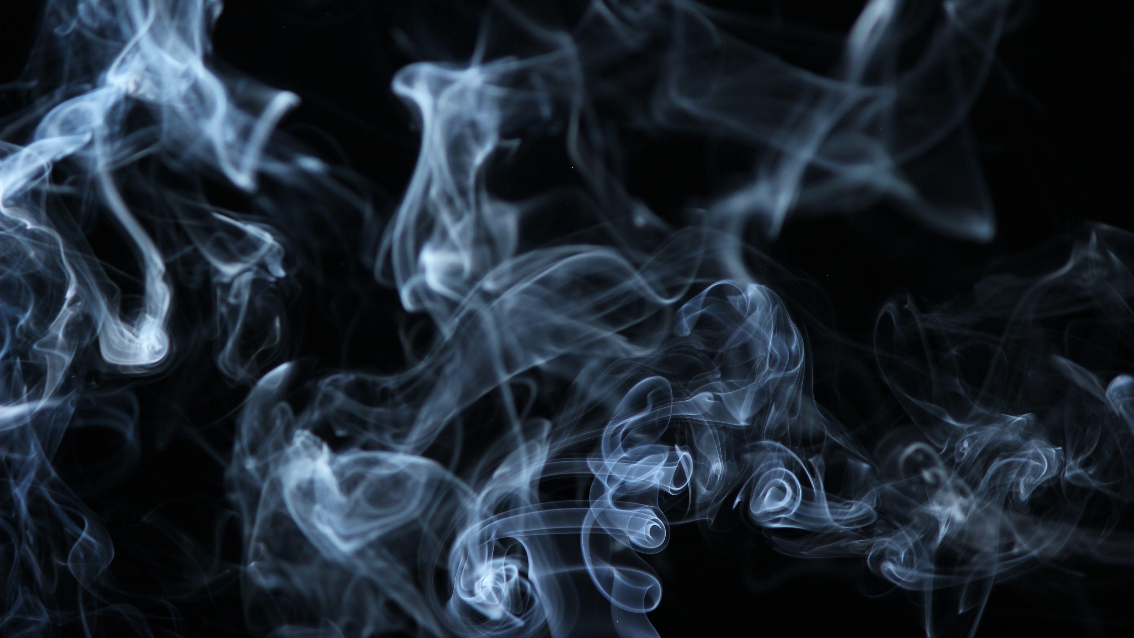 Smoke On Black Background Wallpapers Black Smoke Background 4k 3840x2160 Download Hd Wallpaper Wallpapertip