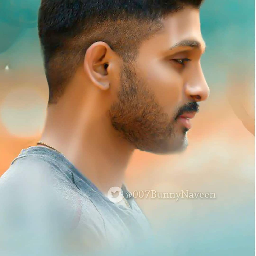 Allu Arjun Hair Cutting - 12x12 - Download HD Wallpaper
