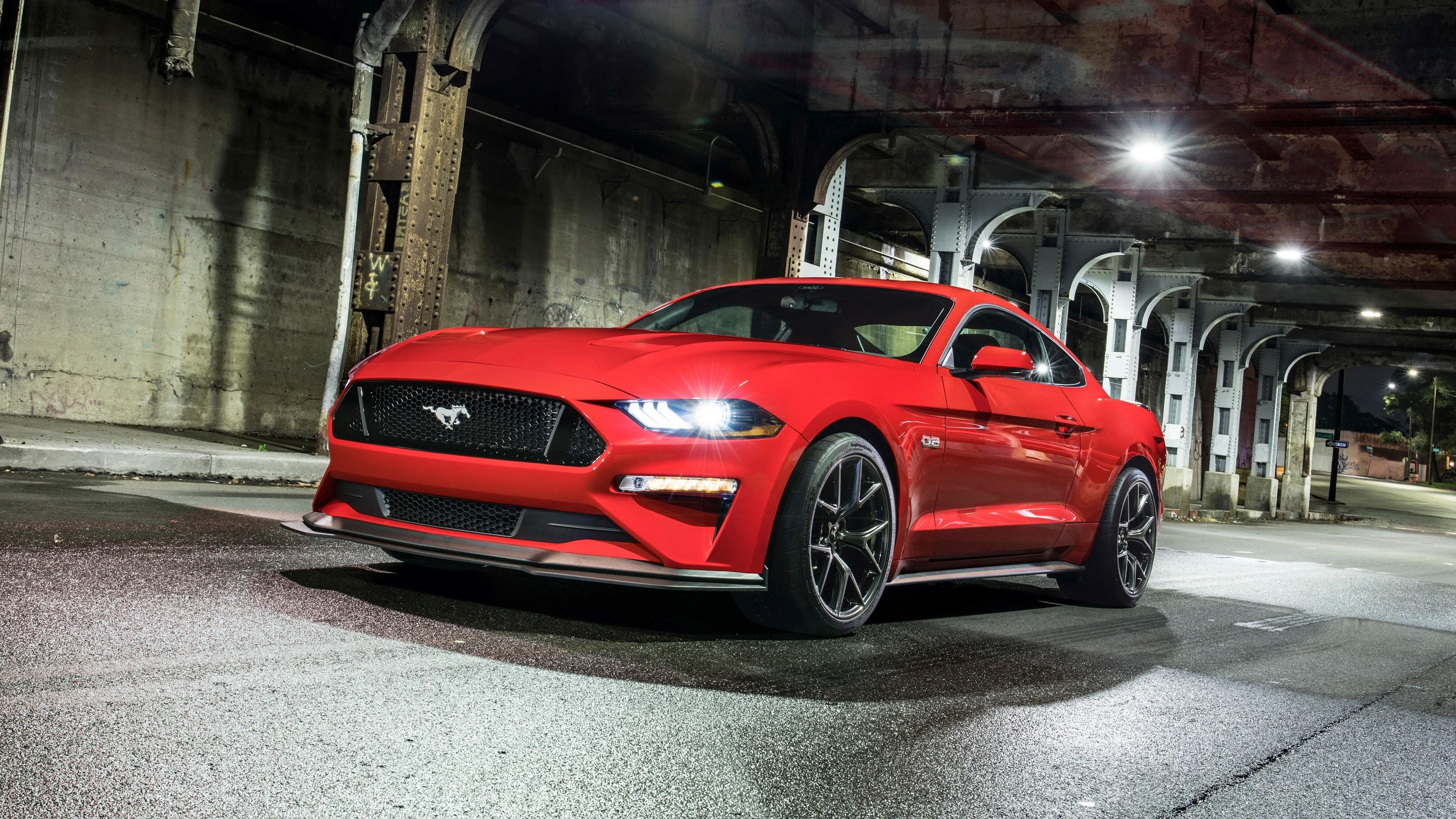 Ford Mustang Wallpaper Portrait