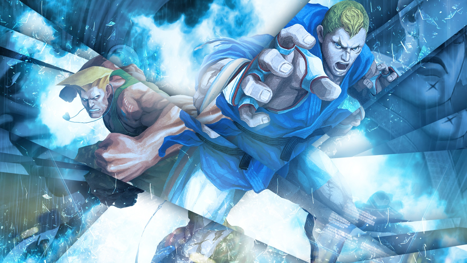 Street Fighter X Tekken Abel 1920x1080 Download Hd Wallpaper Wallpapertip