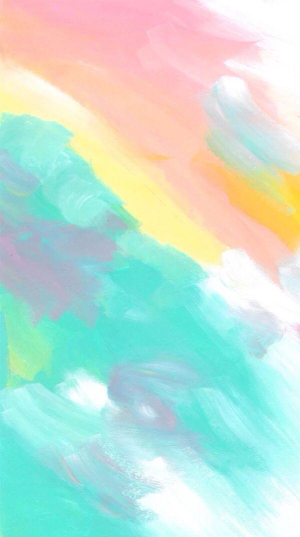 Pastel Colors Wallpaper For Iphone 600x1071 Download Hd Wallpaper Wallpapertip
