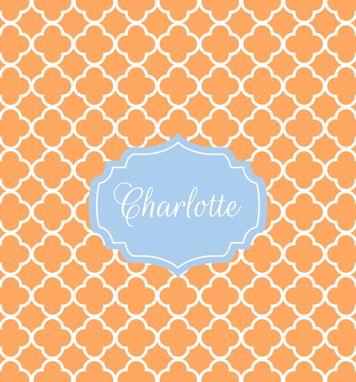 Backgrounds Of The Name Charlotte 1180x1265 Download Hd Wallpaper Wallpapertip