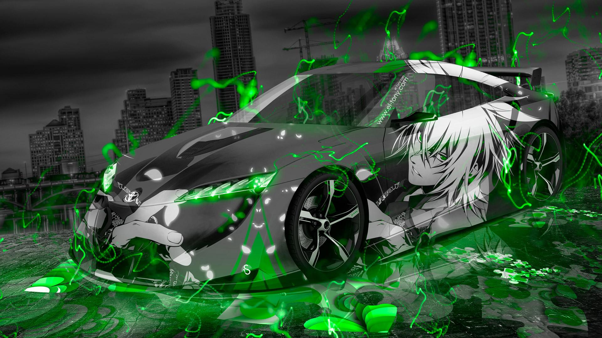 Wallpaper Anime Boy 3d gambar ke 16