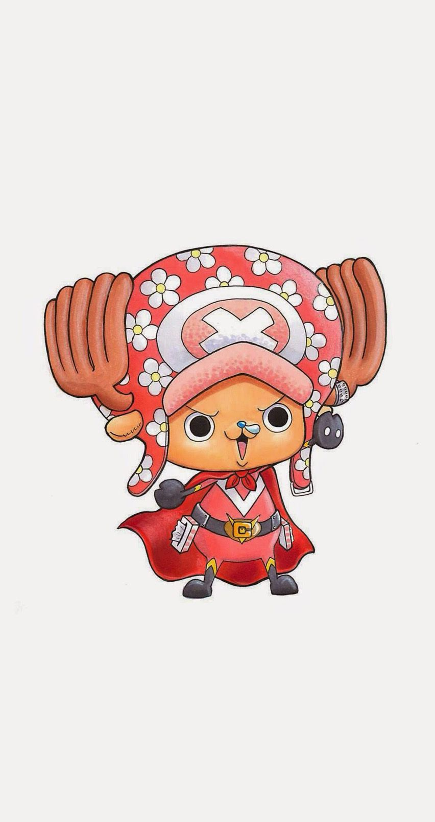 Chopper One Piece Cute 736x1389 Download Hd Wallpaper Wallpapertip