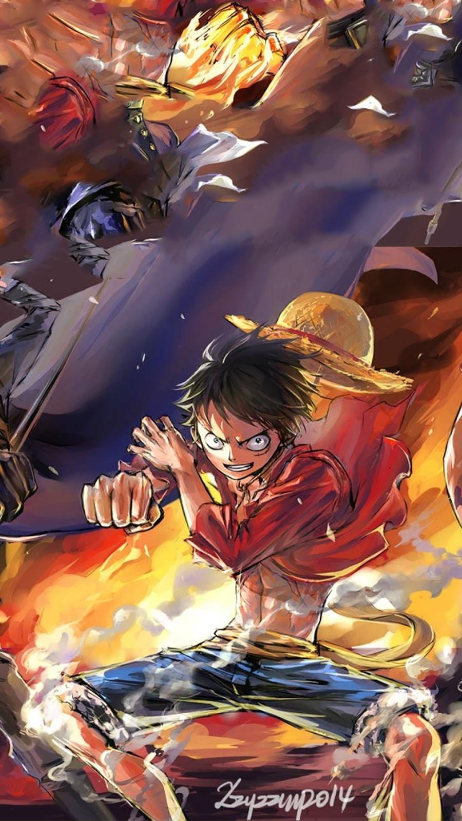 Luffy Sabo Ace 4k 900x1600 Download Hd Wallpaper Wallpapertip